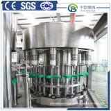 La línea de producción automática de agua/Líquidos/Máquina Tapadora de llenado del vaso de leche
