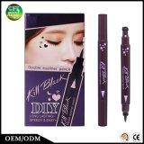 El líquido de calidad superior de Cosmestics del diseño popular compone el lápiz impermeable del Eyeliner
