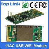 Top-5m01 802.11AC 2.4G/5g Dual módulo encaixado USB da faixa Mt7610u WiFi para a caixa Android da tevê