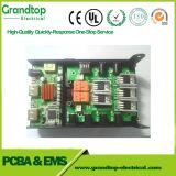 Зеленая разнослоистая материнская плата PCBA Fr4 RoHS