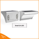 Indicatore luminoso Emergency esterno della parete del sensore di movimento del giardino di obbligazione di energia solare del LED