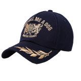 2018 Embroiederyの新しいコオロギの帽子