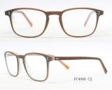 Четыре цвета деревянными полированными простой стиль очки рамы