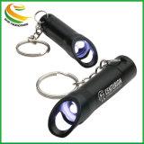 2017 мини-светодиодный фонарик фонарик бутылок цепочки ключей