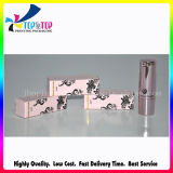 Tubo de papel dobrável elegante caixa de seleção de produtos de Cuidados para o corpo