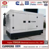 Gruppo elettrogeno diesel di potere del baldacchino silenzioso elettrico di Yangdong 8kw/10kVA