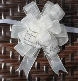 Geschenk, das Polyfarbband, Satin-Farbband-Zubehör packt