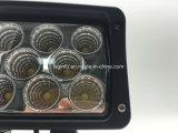 Luz direta do trabalho do diodo emissor de luz da fábrica 33W Retangle Epistar (GT1020-33W)