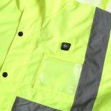 労働の保護のためのFar-infrared暖房の反射ジャケット