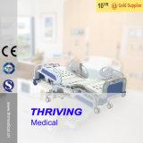 Fünf-Funktion elektrisches Krankenhaus-medizinisches Bett