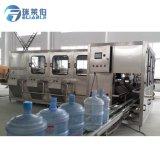 Embotelladora de relleno automática del agua potable del barril de 5 galones