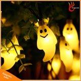 50LEDs幽霊庭のホームのための太陽ストリングライトによっては装飾がパーティを楽しむ