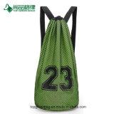 大きい容量のバスケットボール、フットボール、バレーボールのトレーニングロープのデッサン袋をカスタマイズしなさい