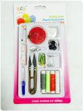 Itens artesanais de costura acondicionados numa embalagem Cartão (DFSK024)