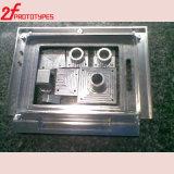 Части CNC металла высокой точности высокого качества OEM подвергая механической обработке