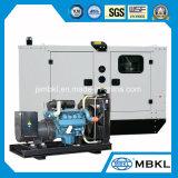 Kundenspezifisches leises Kabinendach für Doosan Generator mit Stamford Drehstromgenerator-Fabrik-Preis