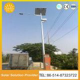strada principale 60W di 8m che illumina gli indicatori luminosi di via solari per la strada