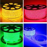 5050 wasserdichte AC220V hitzebeständige LED Licht-Streifen des Streifen-LED