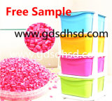 Cor-de-rosa quente de alta qualidade Masterbatch da venda para LLDPE