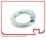 Rondelle ressort en acier inoxydable/DIN127/l'unc/Bsw/ASTM M6