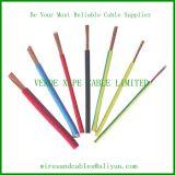 Fio flexível do PVC do cabo de H07V-U H07V-R