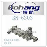 Pezzo di ricambio Hino Eh700, Eh100, coperchio Bn-6303 del motore di Bonai del radiatore dell'olio Eh300