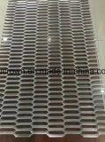 Fornitore decorativo dei comitati della maglia di alluminio del metallo in espansione professionista