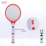 Eléctrico recargable Swatter Mosquito Mosquito hacer Bat con LED Linterna