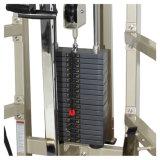 Gymnastiek van de Machine van de Katrol van de Apparatuur van de geschiktheid de Dubbele Multifunctionele voor Verkoop