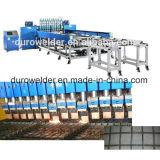 Automatische Ineinander greifen-Schweißgerät-Draht-Regal Macking Maschine