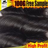 Weave brasileiro do cabelo do Virgin para o preço das mulheres pretas