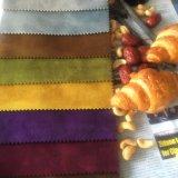 La vendita superiore ha lavorato a maglia l'assomigliare del tessuto a cuoio per il sofà