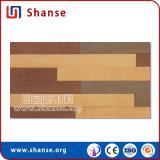 Плитка Anti-Aging облегченного деревянного взгляда керамическая сразу используемая на бетоне