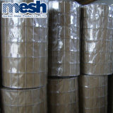 Tejido de malla de alambre soldada de acero galvanizado de suministro de China