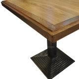 (SD3011)椅子が付いている熱い販売の現代木製のレストランのダイニングテーブル