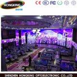Indoor P4.81 plein écran LED de couleur pour la location