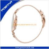 Usine de soucoupe volante d'alimentation de style en vogue Mesdames montre-bracelet en acier inoxydable