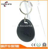 IDENTIFICATION RF Keyfob de NFC programmable avec le code de Qr estampé