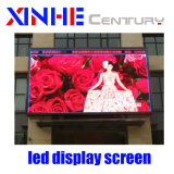Publicité de plein air les prix de l'écran à affichage LED P3.91 Colorventilation complet de la publicité extérieure Affichage vidéo LED