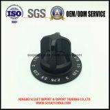 Perilla plástica de la alta calidad del moldeo por inyección