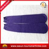 Hotel-Socken mit unterschiedlichem Farben-u. Abnehmer-Firmenzeichen