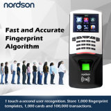 Fingerabdruck-Zugriffssteuerung-Terminal des Netz-Fr-M3 mit Identifikation-Karte