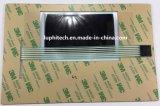 Finestra nera libera 6 strati della membrana dell'interruttore grafico impresso piano della sovrapposizione