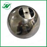 Robinet à tournant sphérique de l'acier inoxydable 316
