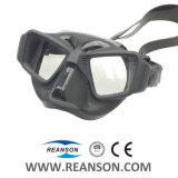 Garniture de silicones et masque fortement scellés de Spearfishing de courroie