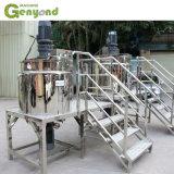 Gyc 8000~10000PCS/día Manual de 8h de lavado de manos artesanales jabón líquido pliegue Cortador de ajuste que hace la máquina de embalaje línea de procesamiento de producción