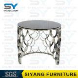 Möbel-ausgeglichenes Glas-Tisch-Splitter-Spiegel-Tisch-kleiner seitlicher Tisch