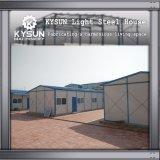 Camera modulare d'acciaio personalizzata dell'indicatore luminoso della struttura d'acciaio per gli uffici provvisori