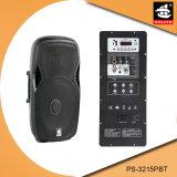 15 Zoll PRO60w Digital Ampere aktiver Plastiklautsprecher PS-3215PBT USB-Ableiter-FM Bluetooth