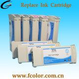 HP Compatiable771 sustituir el cartucho de tinta para impresora HP Z6800.